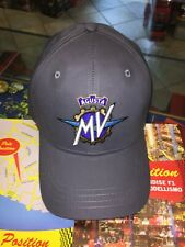 CAP HAT  MV AGUSTA GREY OFFICIAL  SIZE U ADJUSTABLE FREE SHIPPING WORLDWIDE