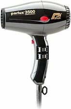 Parlux 3500 Supercompact Dryer Hair Professional Black Weight 470gr. 2000W