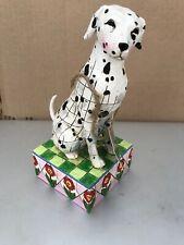 Jim Shore Heartwood Creek Spot Dalmatian Figurine 2005 W/Box