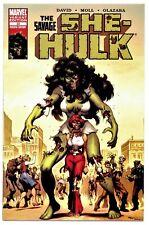 SHE-HULK Vol.2 #22(12/07)1:JAZINDA(SAVAGE SHE-HULK #1-ZOMBIE VARIANT)CGC IT(9.8)