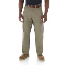 WRANGLER Riggs Workwear Ripstop Ranger Bark Cargo Pants Men's 42x32  3WO60BR
