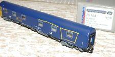 HS  L.S.  Models 78 104 WLABmz  173.1,Telc CD LogoJLV LogoblauEp.V Spur N