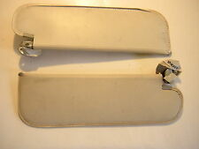 Chevy Corvair White Sun Visors 66