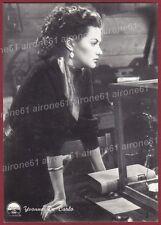 YVONNE DE CARLO 07 o IVONNE ATTRICE ACTRESS CINEMA MOVIE STAR Cartolina FOTOGRAF