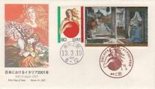 2001 Italia in Giappone - Giappone - FDC [1]