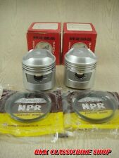 NOS Honda CD175 CA175 CB175 CL175 SL175 Piston + Ring Set OS 1.00 / Genuine