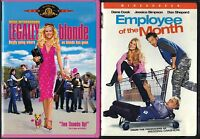 Legally Blonde (DVD, 2004) & Employee of the Month (DVD, 2007) - 2 DVDs