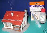Ihr Faller-Haus-Schornstein soll qualmen? Raucherzeuger mit Dampföl #ET3