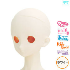 MakeOffer Volks Dollfie Dream Head Parts DDH-06 Normal Skin, Eye Hole Open