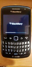 FOR PARTS: BlackBerry Curve 9360 - Black (T-Mobile) Smartphone