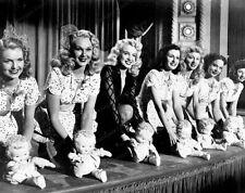"""8x10 Print Marilyn Monroe Ladies of Chorus """"Her First Film"""" 1948 #1008647"""
