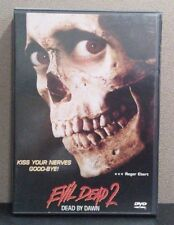 Evil Dead 2: Dead By Dawn    (DVD)    LIKE NEW