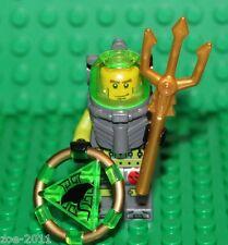 Lego Atlantis Diver Minifigure NEW!!!