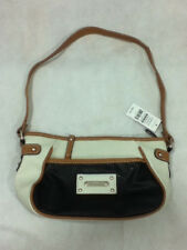 Rosetti Three Tone Faux Leather Bag Hobo Purse Clutch Handbag NWT