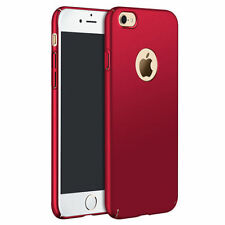 THINNEST Hybrid Hard Back Bumper Ultra Super Thin Case Cover iPhone 7 & 7 Plus