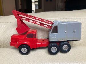 camion Berliet tracteur TBO 15 pelle mecanique - NOREV plastique 1/43