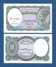 EGIPTO // EGYPT -- 5 PIASTRES L. ( 1940 )  -- UNC .