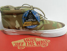 Vans Chukka Boot Chaussures Homme Femme 40,5 Baskets Skate Montantes Tennis UK7