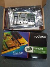 3WARE ESCALADE 3W-6200 IDE/ATA RAID CONTROLLER PCI #155