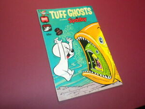 TUFF GHOSTS - STARRING SPOOKY #34 Harvey Comics 1969 tv