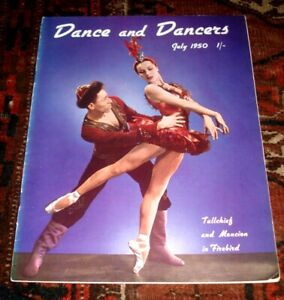 Dance and Dancers - July 1950