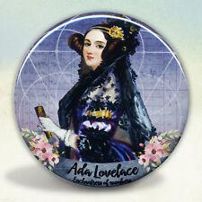 Ada Lovelace Enchantress of Numbers Pocket Mirror tartx