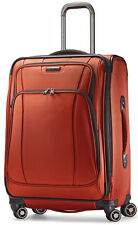 "Samsonite DK3 Collection 25"" Spinner 4 Wheeled Upright Luggage - Orange Zest"