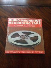 "Audio Magnetics Recording Tape 7"" Reel - 1,200 ft"