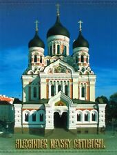 Alexander Nevsky Cathedral GuideBook. Full Color. Very Good Condition. Paperback