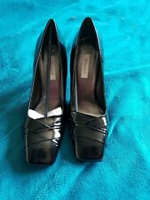 Ladies Dune patent leather Shoes Size 8/41 ( New)