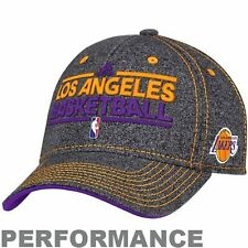 Los Angeles Lakers NBA Basketball ADIDAS Flexfit  Cap Kappe Size L / XL