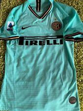 Maillot Extérieur Version Pro Inter De Milan Lukaku Taille L