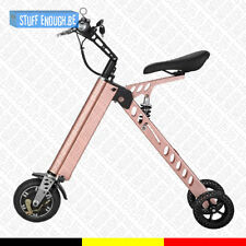 Foldable Elektrische Electric Électrique Scooter Moped Wheel Trottinette 250W