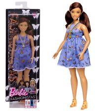 Robe Papillon Barbie | Mattel DYY96 | Curvy Fashionistas 66 | Poupée | Barbie