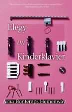 Elegy on Kinderklavier (Linda Bruckheimer Series in Kentucky Literature)