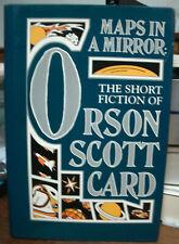 Orson Scott Card • MAPS IN A MIRROR: The Short Fiction of Orson Scott Card • 1st