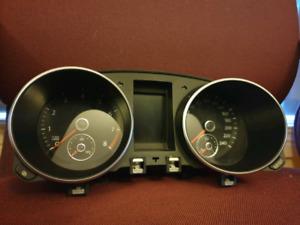 VW Golf MK6 Cluster unit