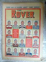 THE ROVER Comic, No.1289, 11th March 1950