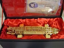 PRODUCT ENTERPRISE, SPACE 1999, 22 CARAT GOLD PLATED EAGLE TRANSPORTER