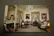 Vintage Postcard Bellingrath Gardens, Mobile, Alabama, The Drawing Home