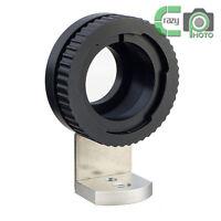 "B4-M4/3 Canon Fujinon  2/3"" Lens to AF100 GH2 GH3 GH4 BlackMagic Cinema MFT OM-D"