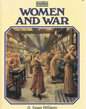 Women And War by Williams A Susan - Book - Pictorial Hard Cover