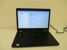 Dell Latitude E7470 i5 6300 CPU@ 2.40GHz 8GB RAM No Hard drive Incomplete Laptop