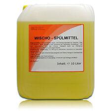 10 Liter Spülmittel Geschirrspülmittel Reiniger mild Handspülmittel Konzentrat