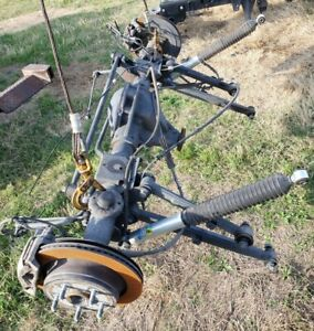 2013-2018 DODGE RAM 1500 Rear Axle Differential Assembly 4x4 3.55 ratio 64K mile