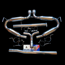 "Mini R52/R53 Cooper S Catback Exhaust 2.5"" Performance Race Stainless System"