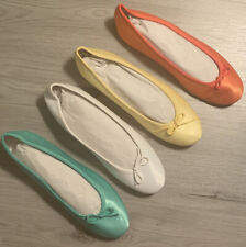 Colorful Creations ballerina flats shoes - Satin, Size 9us women