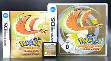 Spiel: POKEMON HEART GOLD HEARTGOLD Nintendo DS + Lite + Dsi + XL + 3DS 2DS