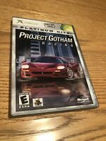 Project Gotham Racing Xbox Original Game Complete Tested & Working