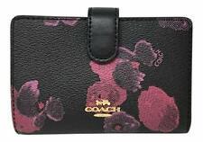 Coach F39127 Medium Corner Zip Wallet NWT